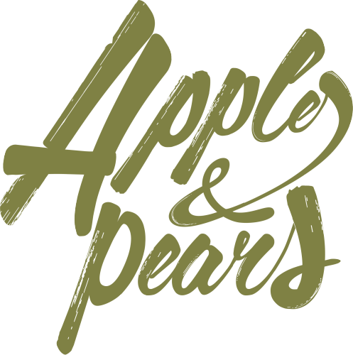 Apples and Pears Bar Logo