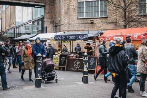 Brick Lane Market Opening Times